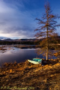 Shaw Pond by Rod Best