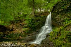 Bucktail Falls-8689-93