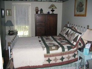 Featherbed room