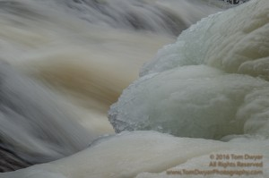 """Our """"brief"""" stop at Buttermilk Falls was certainly worth while."""