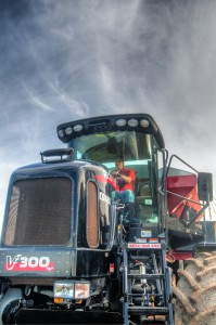 Most dairy farms sport some impressive equipment.